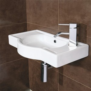 Wall Mounted Washbasin : ... wall hung basins small wall basins small wall hung basins wall basins